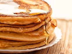 Здравословни американски палачинки с брашно от спелта - снимка на рецептата